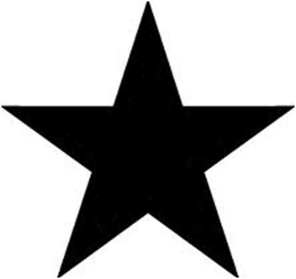 stjerne sort