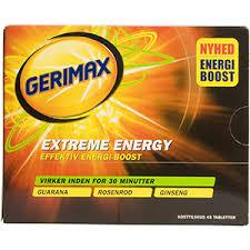 Gerimax extreme