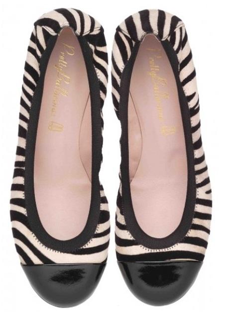 Pretty Ballerinas ballerinaer_zebra