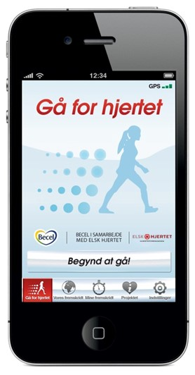 gå for hjertet
