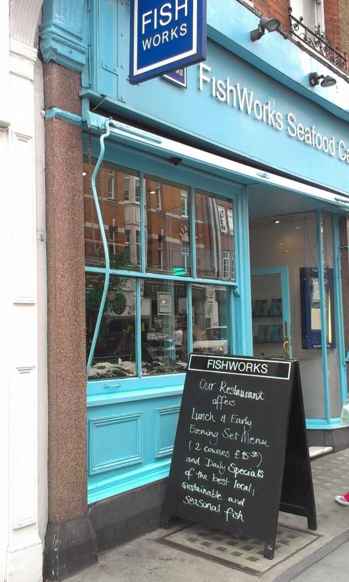 Fish Works_Marylebone
