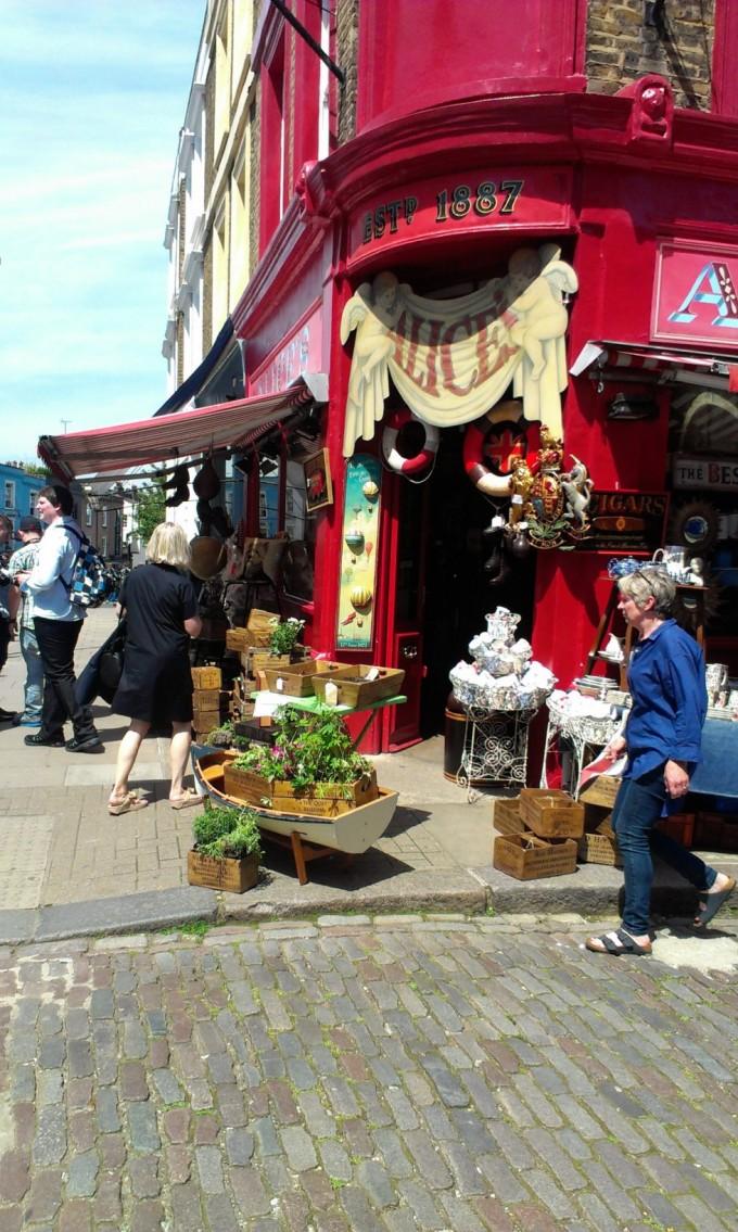 Portebello Road_Notting Hill