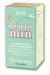 Biortomin-multivitamin