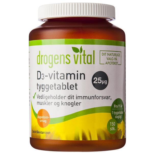 d-vitamin-tyggetablet