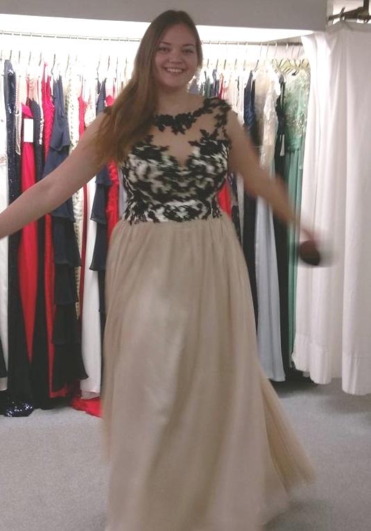 gymnasie-galla-kjole
