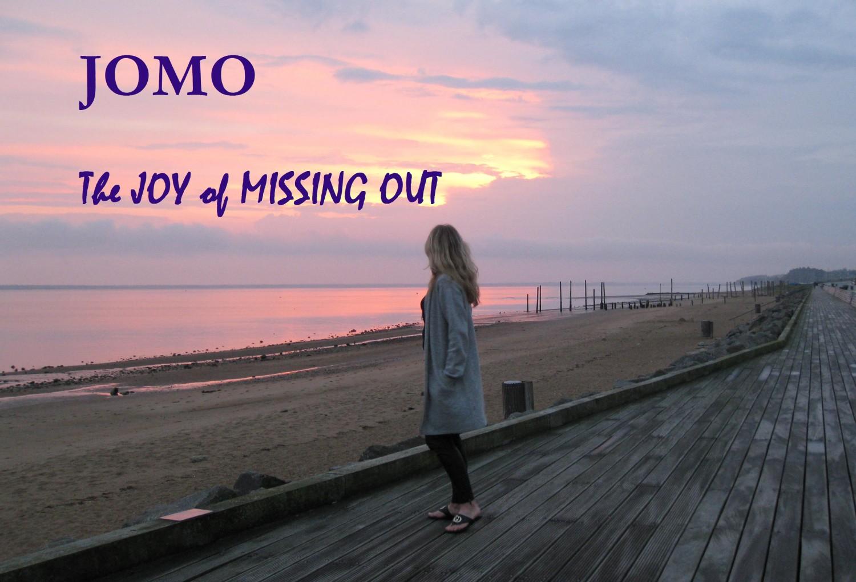 Jomo betyder