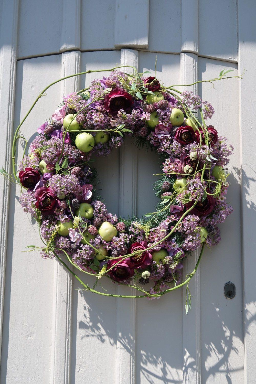 blomsterkrans-skanoer