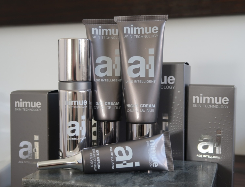 Nimue age intelligence serie til moden hud