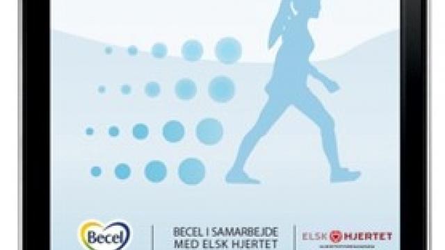 1 km. = 1 krone til kvinders hjerter, hver gang du går eller cykler