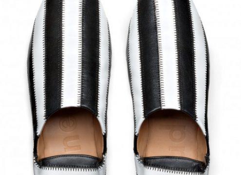 Acne og Marrokko slippers