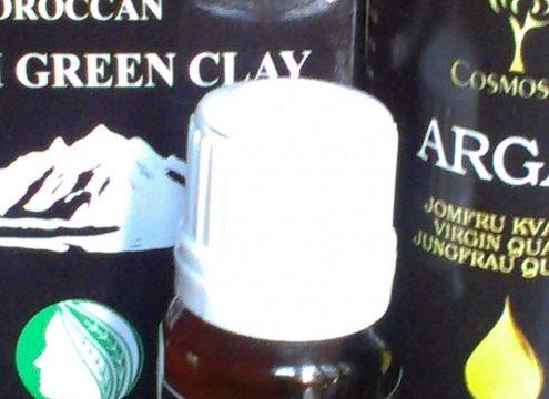 Arganolie, kaktusolie og grøn ler – 100% ren, naturlig og billig hudpleje