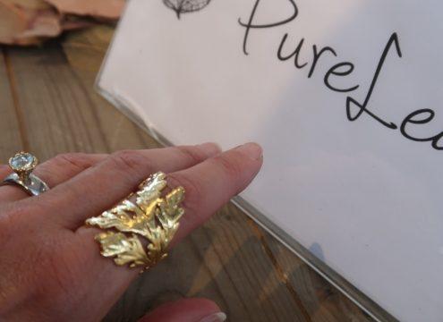 Bæredygtige smykker fra naturen