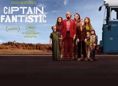 Captain Fantastic *****