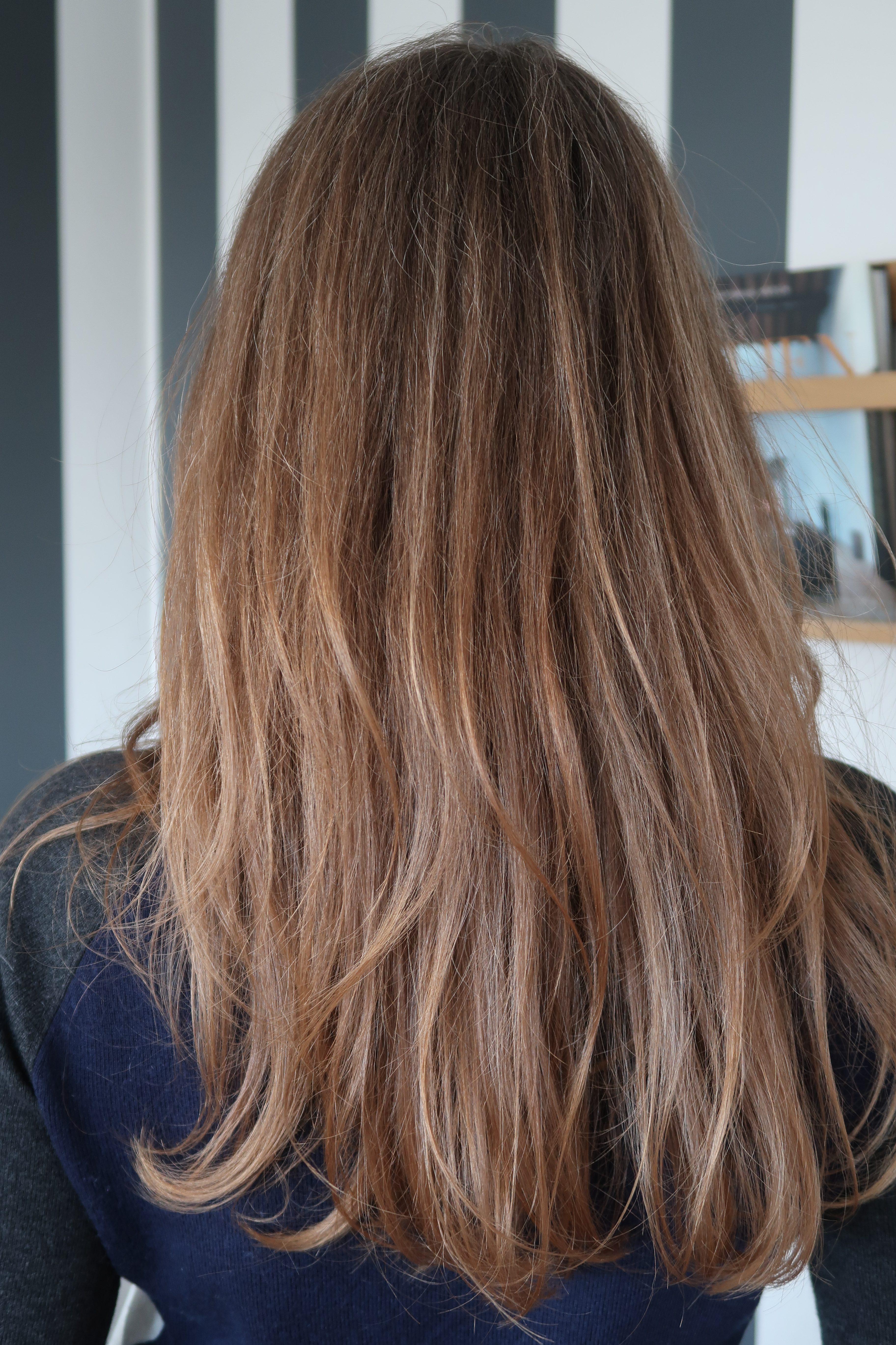 shampoo til brunt hår