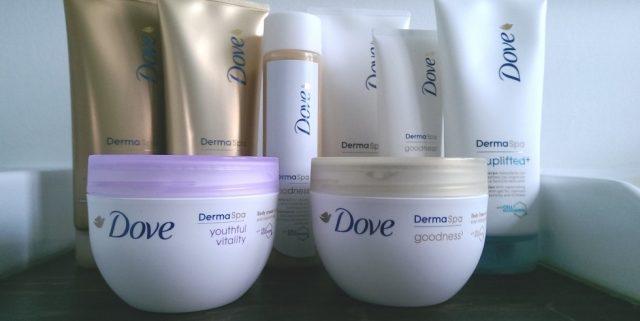Få lækker hud – vind den nye Dove DermaSpa serie