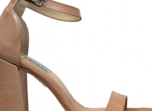Feminine chuncky sandaler