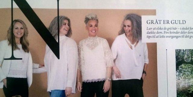 Gråt er guld – vi elsker det grå hår!