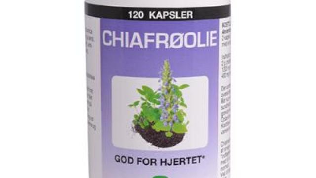 Kan chiafrø erstatte fiskeolie?