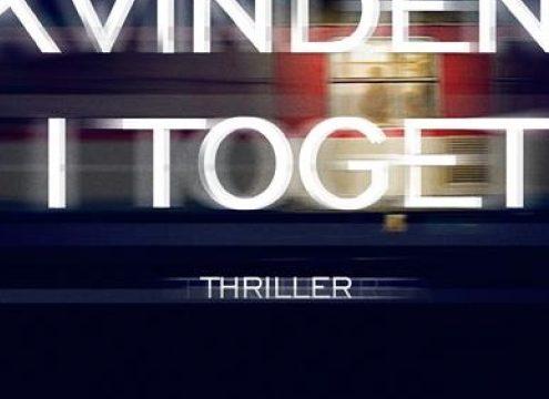 """""""Kvinden i toget"""" – psykologisk thriller. Nr. 1 i USA og England"""