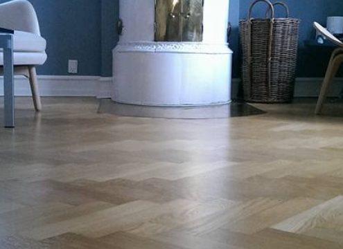 Lækre gulve uden sæbefilm