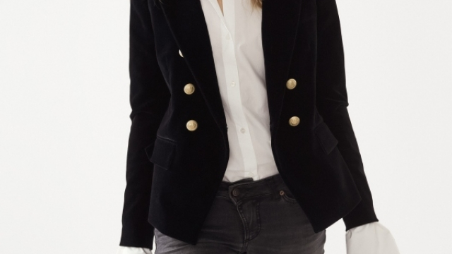 Ny dekadent jakke på vej!