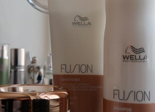 Nyhed! Wella Fusion plejer dit hår både indeni og udenpå!