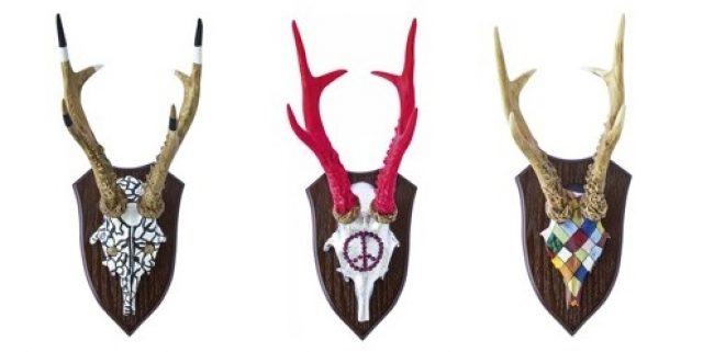 Oh my Deer, hvor er de fine!