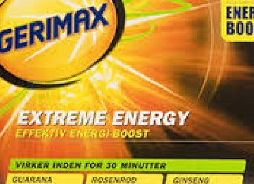 Overskud og energi på 30 minutter?