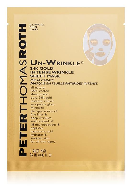 Peter Thomas Roth sheet mask