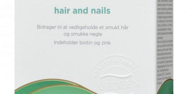 Sådan virker Imedeen Hair and Nails