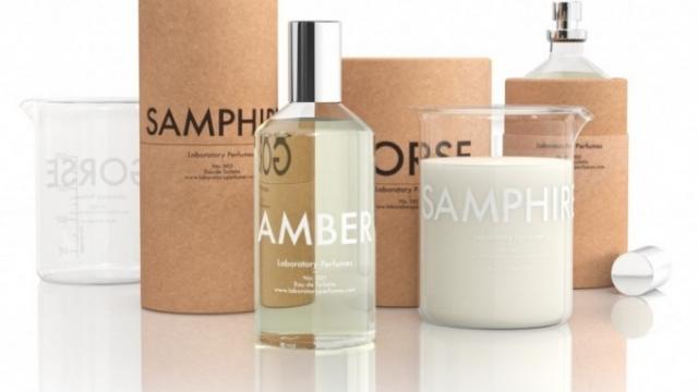 Spændende nye dufte fra Laboratory Perfumes