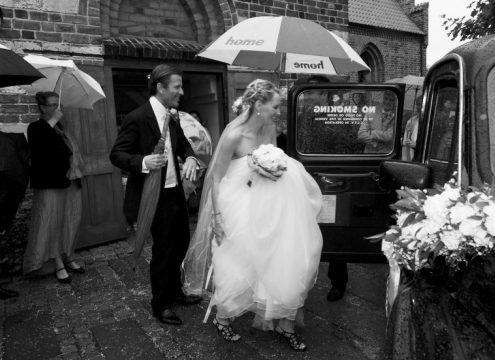Sukkerbryllup – 6 års bryllupsdag i dag