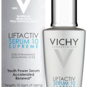 Test af Vichy Liftactiv antirynkeserum