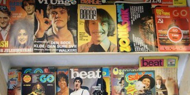 Tilbage til barndommens 1974, Kählers Spisesalon og Aros