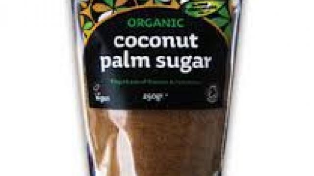 Vælg palmesukker, når du vil være sundere