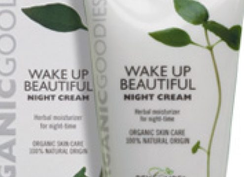 VIND! 3 x Organic Goodies hudplejesæt – de reneste rene produkter!