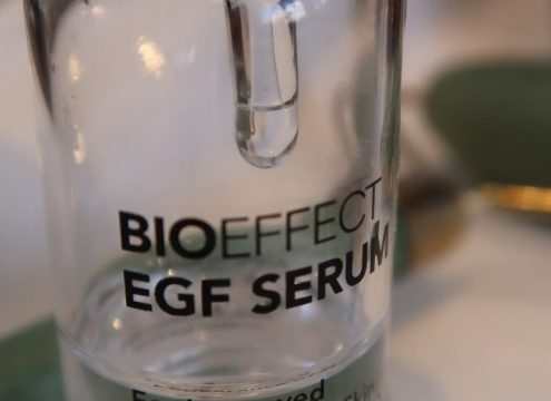 Vind! Bioeffect EGF super serum og jaderulle