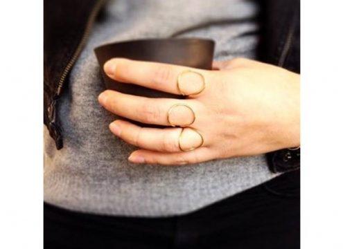 VIND! Den fedeste Louise Kragh ring fra Shop4her