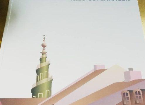 Vind! Den nye bog KBHVN med VISSEVASSE illustrationer