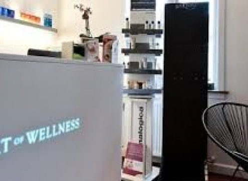 Vind en Innovative Skincare behandling hos Art of Wellness i Lyngby