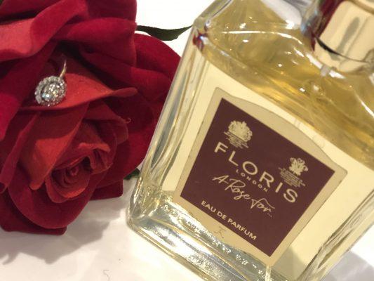 Floris a rose for