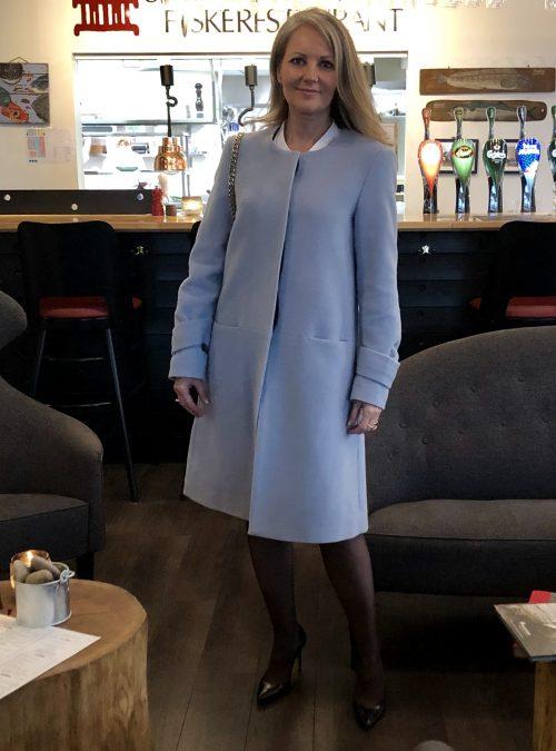 pæn frakke