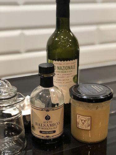 olie eddike dressing opskrift