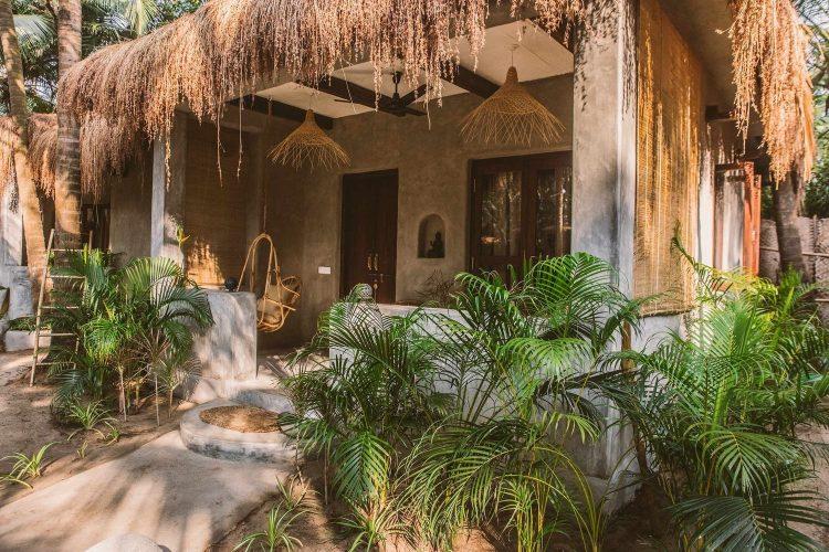 Palm Grove resort Ashwem