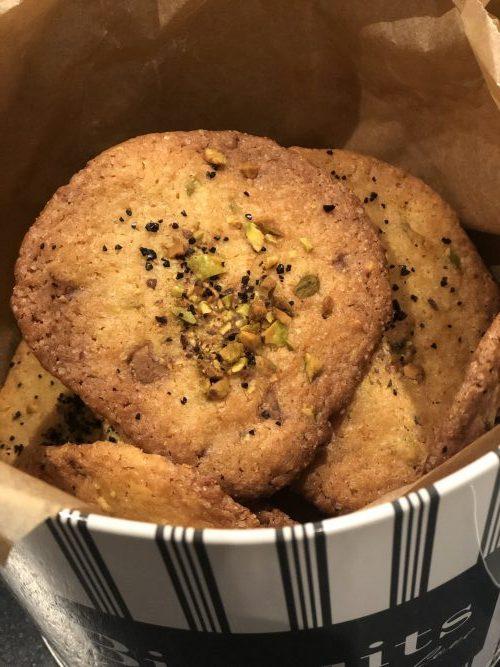 småkager med lakrids