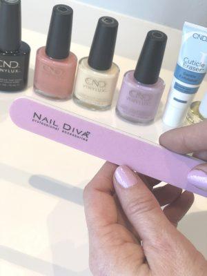 manicure fil