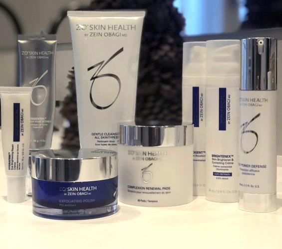 ZO skin health produkter