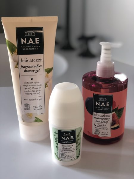 N.A.E. økologiske prisvenlig hudpleje