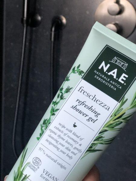 N.A.E. shower gel