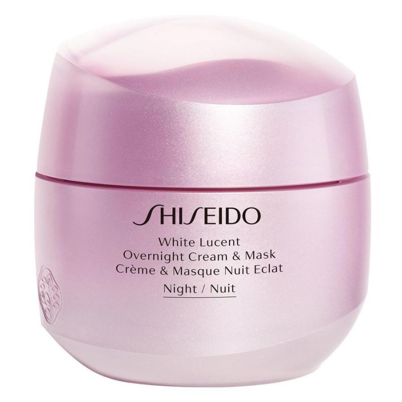 Shiseido natmaske pigmentforandringer
